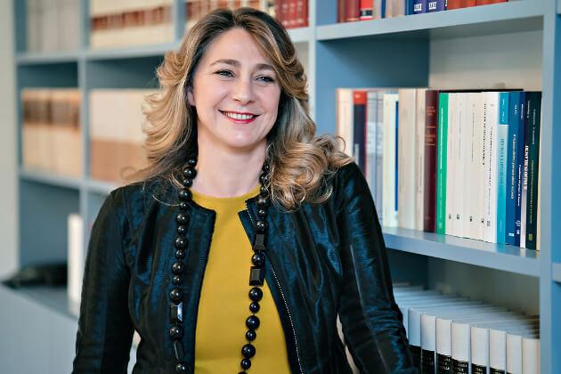 avvocato chiara padovani fondatrice dello studio legale chiara padovani