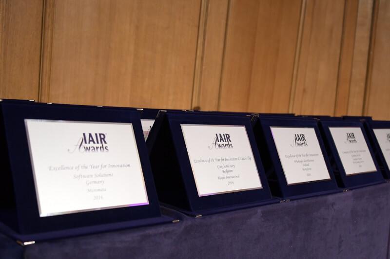 IAIR award 2016